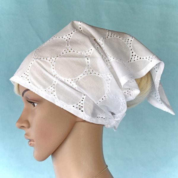 Bandana scarf headwear
