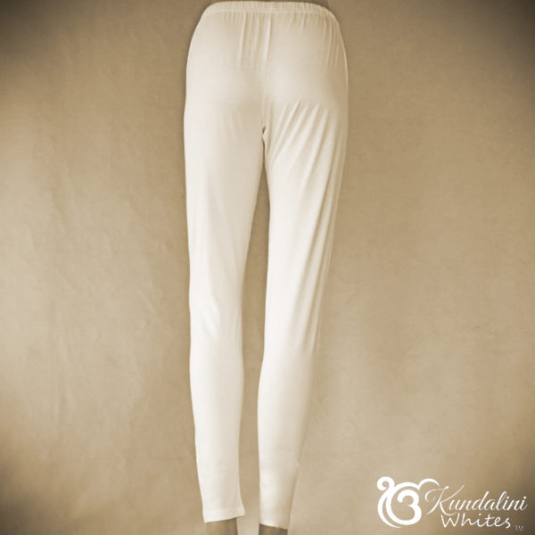 Leggings in cotton jersey