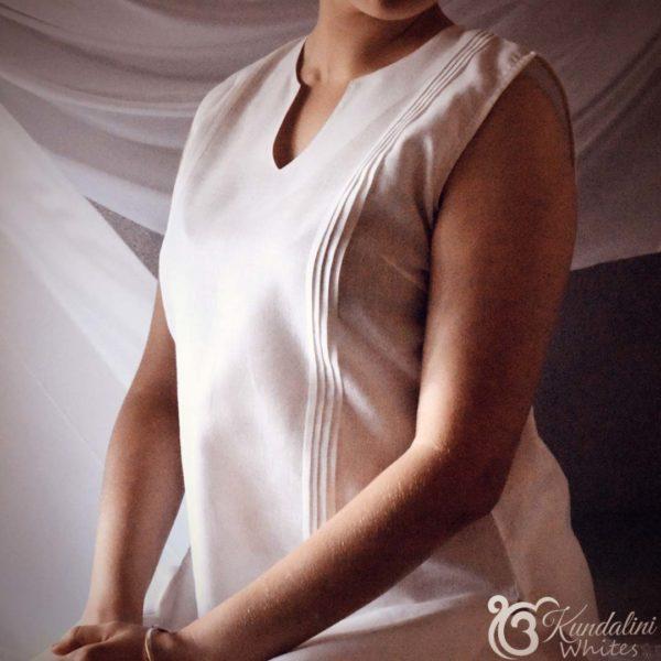 Linen tunic traditional