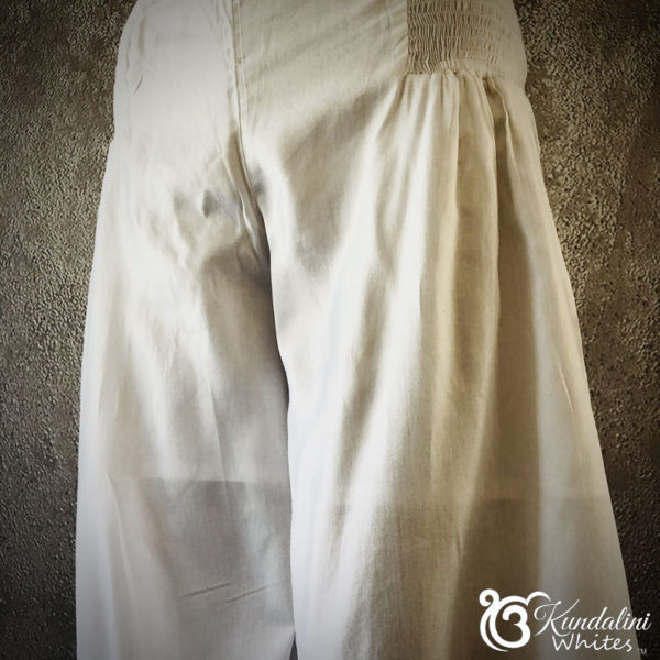 Harem yoga pants with inbuilt kachera